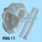 Wholesale Non woven polypropylene bouffant cap/disposable surgical cap/nonwoven clip cap from china suppliers