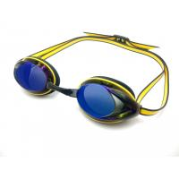 Wholesale Resurge Sports Anti Fog Racing Swimming Goggles with Quick Adjust Strap from china suppliers