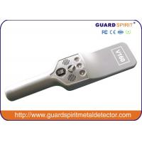 Buy cheap High Sensitivity Hand Held Metal Detector For Full Body Security Checking from wholesalers