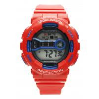 Wholesale Boys / Kids analog digital display watches with stainless steel case back from china suppliers