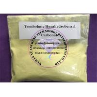 Wholesale Oral CAS 23454-33-3 Trenbolone Hexahydrobenzyl Carbonate Tren Hex 99% Assay from china suppliers