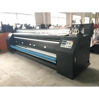 Buy cheap Digital Textile Epson Head Sublimation Roll To Roll Inkjet Printer from wholesalers