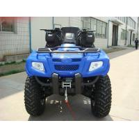 Wholesale 400cc ATV Quad Bike 4 * 4F / R Independent Suspension Iron / Aluminum Rim Electric Shift from china suppliers