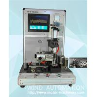 Wholesale Induction rotor testing equipment rotor testing panel Aluminum diecasting rotor tester from china suppliers