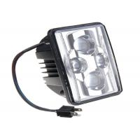 Wholesale OSRAM SUV ATV Ford Offroad vehicle Square LED Headlight Waterproof IP67 from china suppliers