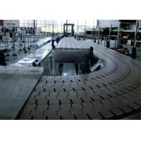 Buy cheap Stainless Steel Plate Automated Conveyor Systems Stable Structure Smooth Transition from wholesalers