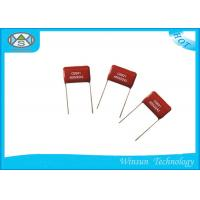 Wholesale 0.1uF 0.2uF Metal Film Capacitor , Low Dissipation 104J 400V Capacitor from china suppliers