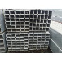 Wholesale Construction / Machinery Square Steel Pipe Welded Steel Hollow Section Q235 Grade from china suppliers