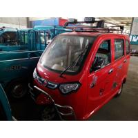 Buy cheap 3 Wheel Electric Passenger Tricycle For Four Passengers , Electric Powered Cars from wholesalers