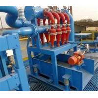 Wholesale 10 Cyclone Drilling Mud Desilter to separate clay and fine sand power CNQ 100 from china suppliers