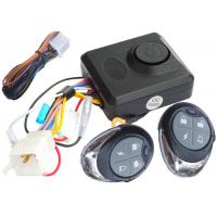Wholesale Siren Built In Security Motorcycle Alarm System With Remote Start from china suppliers