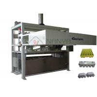 Wholesale Fully Auto Paper Molded Egg Carton Making Machine Vacuum Suction Forming Type from china suppliers
