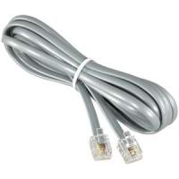 Wholesale LSZH Jacket RJ11 Telephone Cable with 2 / 4 / 6 Pairs , rj11 phone cord from china suppliers