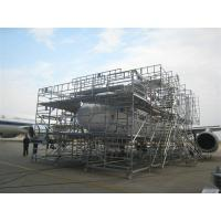 Wholesale Ring lock Aircraft Scaffolding with Front windshield , Steel structure Scaffold from china suppliers