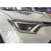 Wholesale TOYOTA RAV4 2016 2017 New Auto Accessories Car Head Lamp Covers And Tail Lamp Molding from china suppliers