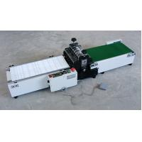 Wholesale LED Lighting PCB Depaneling Machine , Cutting Rate 80-350mm/s from china suppliers