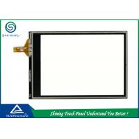 Wholesale Resistive Touchscreen Panels Transparent / Resistive Touch Panel 4 Wire from china suppliers
