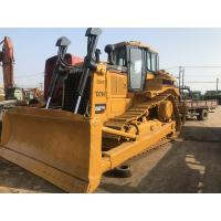 Buy cheap New paint Used CAT D7H Bulldozer for sale 3 shanks ripper CAT 3306T Engine from wholesalers