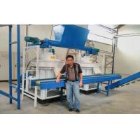 Quality Chicken manure fertilizer pellets production line with 1-5T/H capacity for sale
