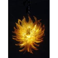 Quality Decorative Glass Chandelier Residential Lamp for sale