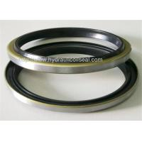 Wholesale Excavator Hydraulic Cylinder Wiper Seal , HS90 - HS95 Rubber Dust Seals from china suppliers