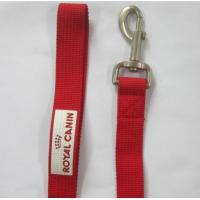 Buy cheap 25mm Custom Printed Polyester /Nylon Dog Leashes-Promotional Dog Leashes from wholesalers