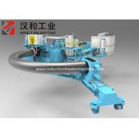 Wholesale Hot Forming Steel Tube Induction Pipe Bending Machine With High Loading Capacity from china suppliers