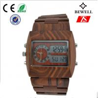Wholesale Classic Wooden Watch For Men from china suppliers
