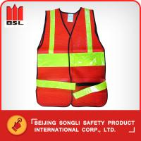 Wholesale SLJ-TSM09  REFLECTING VEST (SAFETY VEST) from china suppliers