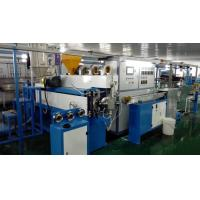 Wholesale Multi Color Wire Plastic Sheet Extruders , Plastic Extruder Machine Single Screw HT-HF-90 from china suppliers