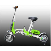 Wholesale Colorful Folding Electric Bicycle Adult City Electric Push Bike With Lithium Battery from china suppliers