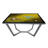 Wholesale 65inch PC all in one, i3cpu, network with wifi capacitve touch screen table from china suppliers