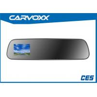 "Wholesale 4.3"" 1080P LCD Vehicle Car Camera Video Recorder Rear View Mirror Camcorder DVR from china suppliers"