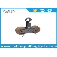 Wholesale Overhead Line Stringing Equipment Tandem Sheaves Conductor Runing Out Blocks from china suppliers