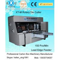 Wholesale Automated Carton Packing Machine For Die Cutting And Molding , Paper Stacker Machine from china suppliers
