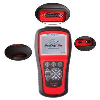 Wholesale OBD2 Scanner Codes Autel Maxidiag Elite MD701 With Data Stream Function for All System Update Internet from china suppliers