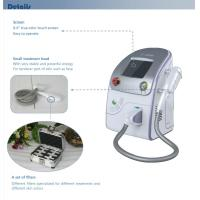 Portable IPL&RF Laser e-light multi-function- hair removal,skin care, beauty machine