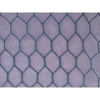 Wholesale 25mm  3' x 100' PVC Coated  Woven Hexagonal Wire Netting With 20 gauge wire from china suppliers