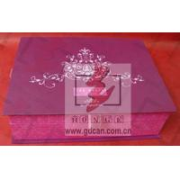 Wholesale Decorative Cardboard Storage Boxes With Lids , Luxury Candle Boxes from china suppliers