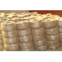Wholesale Thin Electro Galvanized Steel Wire Iso9001 : 2008 , Hot Dip Gi Wire from china suppliers