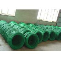 Wholesale Green Blue PVC Wear-Resistant Black Annealed Wire For Animal Cultivation from china suppliers