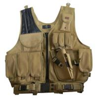 Buy cheap khaki desert, ACU Body Armor vest nylon oxford Swat Tactical Gear from wholesalers