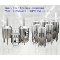 Wholesale Brewhouse Longmaker – The Beer Production From Traditional Ingredients/Micro Brewing Equipment/1000L Red Copper Beer Man from china suppliers