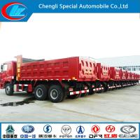 HOWO 76 Heavy Equipment Truck with Hydraulically Tillable to The Front (CLW3903)