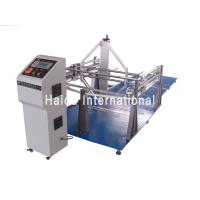 Wholesale Electronic Furniture Testing Machines OEM , Chair Caster Durability Tester AC 220V / 50HZ from china suppliers