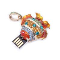Wholesale Women Luxury Jewelry USB Flash Drives 16GB 32GB from china suppliers