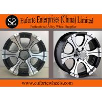 Wholesale Aluminum alloy  Black Off Road Wheels 18inch for Toyota GMC Nissan Ford from china suppliers