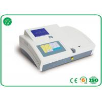 Wholesale Large LCD Built - In Printer Semi Auto Clinical Biochemistry Analyzer 8 Filters from china suppliers