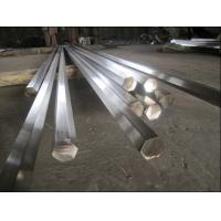 Wholesale AISI 347H 316L 304L 410S Stainless Steel Hex Bar / Hexagon Bars 4 / 6 mm Length from china suppliers
