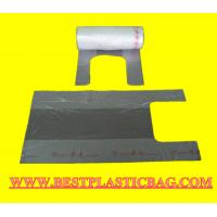 Wholesale Side sealed wicket bag on the blocked header from china suppliers